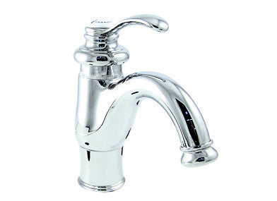 Belanger Bathroom Faucet with Lever Control - Grab-Bar.com