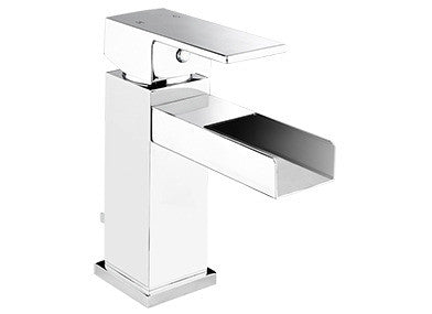 Belanger Waterfall Style Bathroom Faucet with Visible Stream - Grab-Bar.com