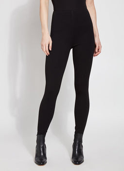 Laura Legging - Black-Lysse