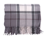 Barbour Hailes Wrap - Grey-Juniper Tartan-Barbour