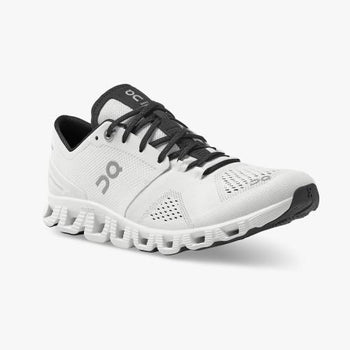On Shoes Cloud X - White/Black-On Shoes