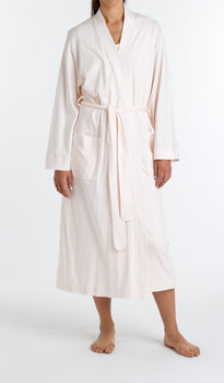 Butterknit Long Robe-P-Jamas