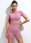 Britt Activewear Set - Pink