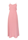 Maja Dress Pink Spaghetti Bow Back Maxi Dress