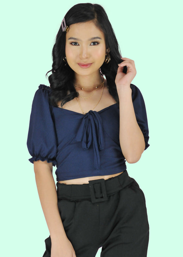 Elaine Top - Blue