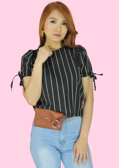 Ella Top - Black