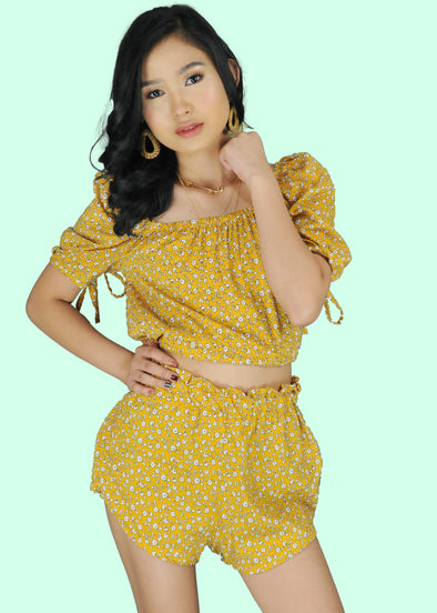 Abby Terno - Yellow