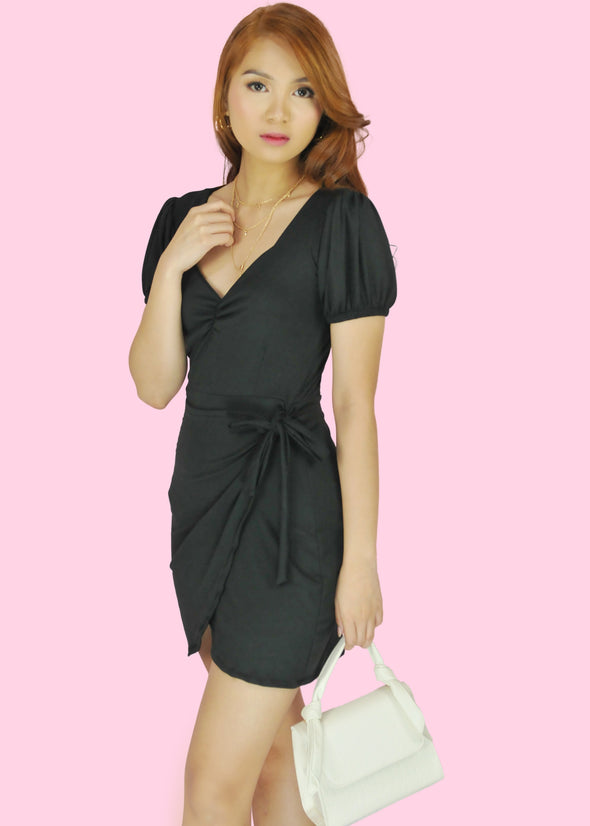 Neri Dress -  Black