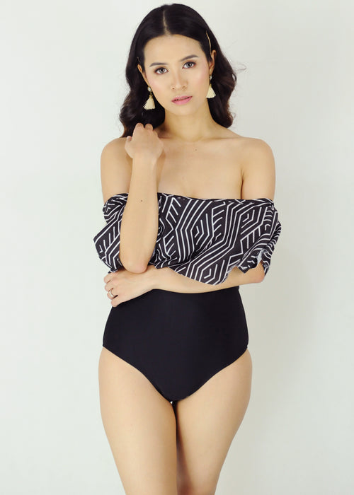 Camila One Piece Swimwear