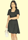 Demi Dress - Black