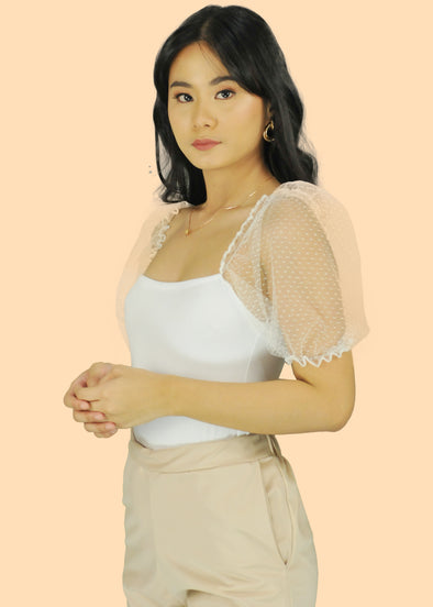 Tyra Top - White