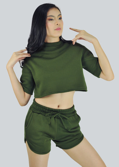 Nadya Terno - Army Green
