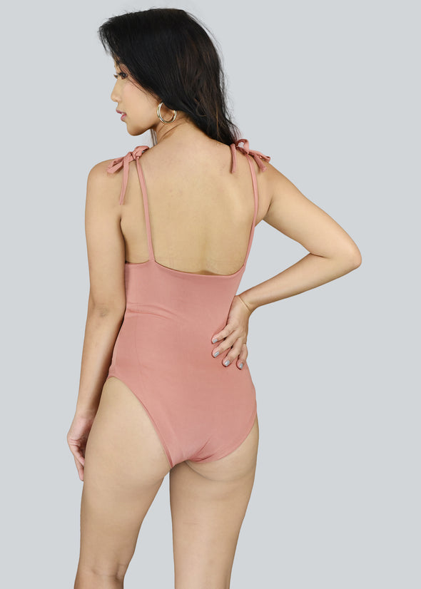 Eve One Piece - Light Pink
