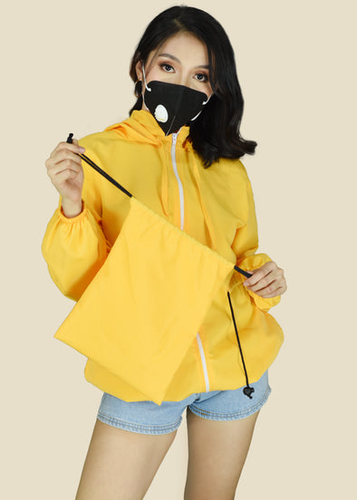 Zeta Protective Jacket - Yellow
