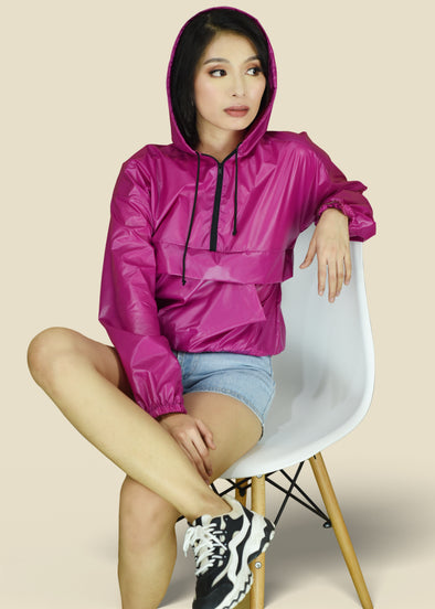 Vesta Protective Jacket - Hot Pink