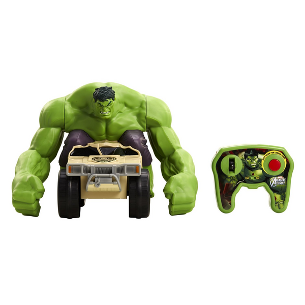 Hulk Smash Toy Vehicle