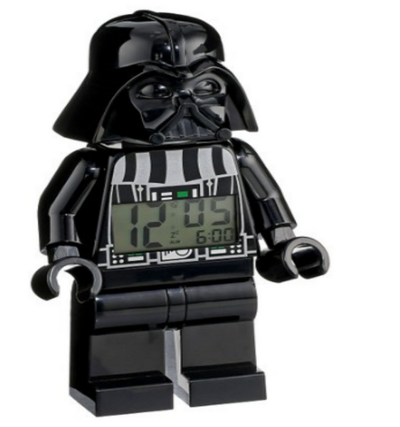 Kids' Star Wars Mini-Figure Alarm Clock