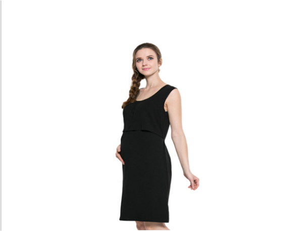 Maternity Dress Breastfeeding Dress