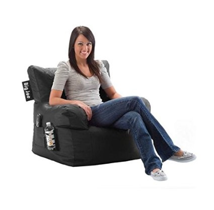 Dorm Chair, Limo Black