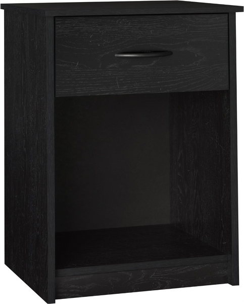 Altra Core Night Stand, Black Ebony Ash