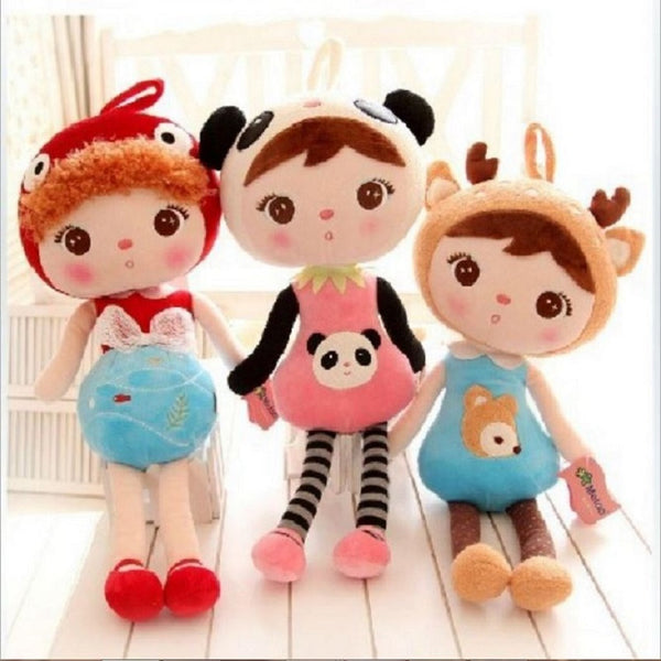 8'' 20cm Metoo Keppel Doll Soft Cotton Stuffed Plush Baby Toys
