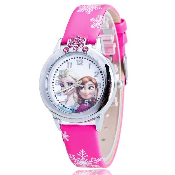 Children Frozen WristWatch