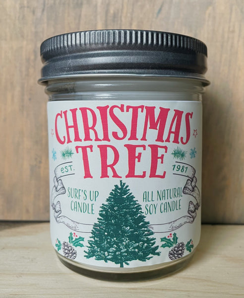 Christmas Tree 8oz Special Edition