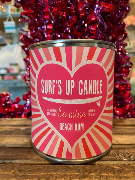 Beach Bum Pint - Be Mine - Valentines Day
