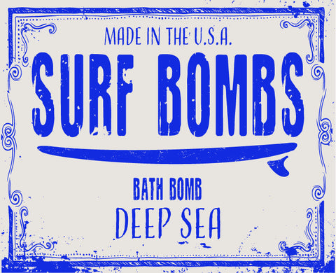 Deep Sea Surf Bomb