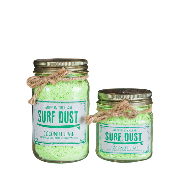 Coconut Lime Surf Dust