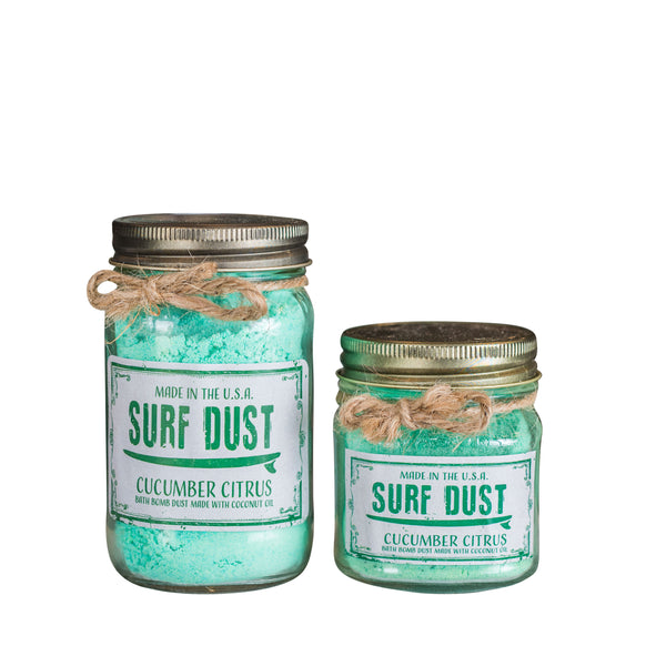 Cucumber Citrus Surf Dust