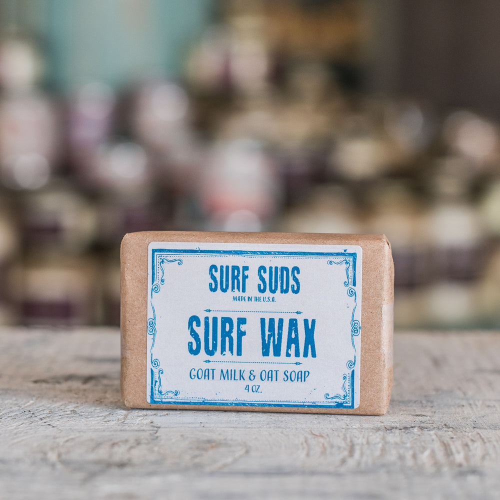 surf suds surf wax soap