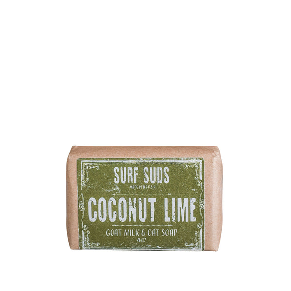 Coconut Lime Surf Suds