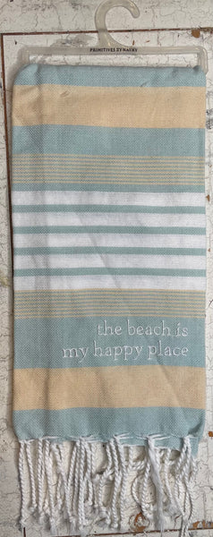Happy Place Towel