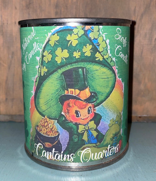 Captains Quarters - Leprechaun - St. Patrick's Day - Paint Can