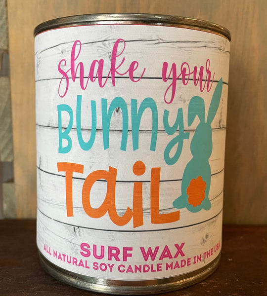Surf Wax - Easter Quote - Pint