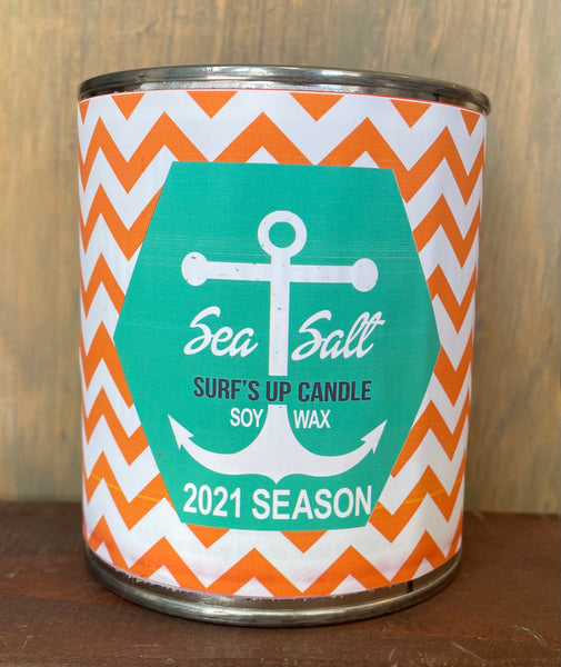 2021 Beach Badge - Sea Salt Pint