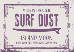Island Moon Surf Dust