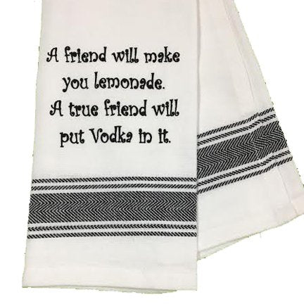 Lemonade Towel