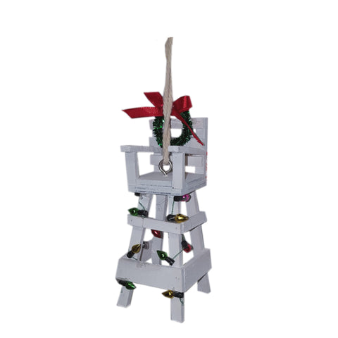 Lifeguard Stand Ornament