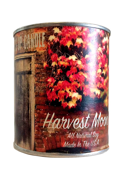 Harvest Moon Al Natural Soy Candle