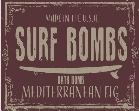 Mediterranean Fig Surf Bomb