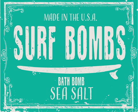 Sea Salt Surf Bomb