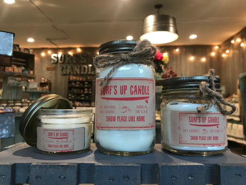 c7c4eb335bd9 Surf's Up Candle - All Natural Hand-Poured Soy Scented Candles