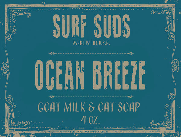 Ocean Breeze Surf Suds