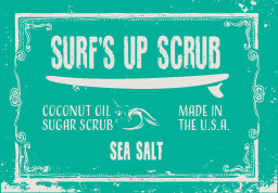 Sea Salt Sugar Scrub