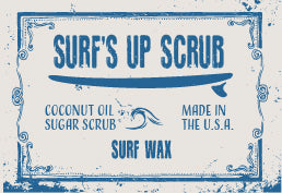 Surf Wax Sugar Scrub