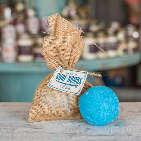 Surf Wax Bath Bomb