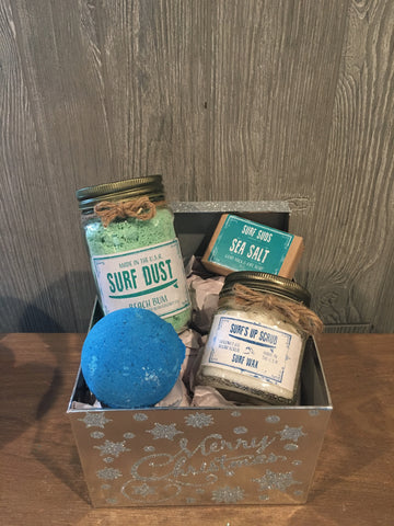 Christmas In The Sand Gift Set