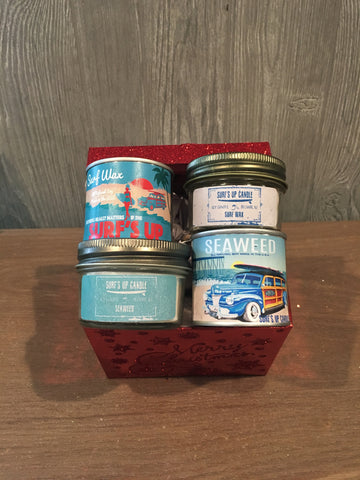 Surfs Up Christmas Gift Set